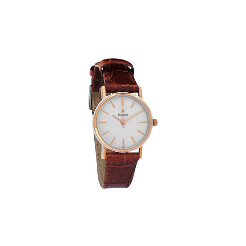 Bulova Analog Watch - Ray's Jewellery