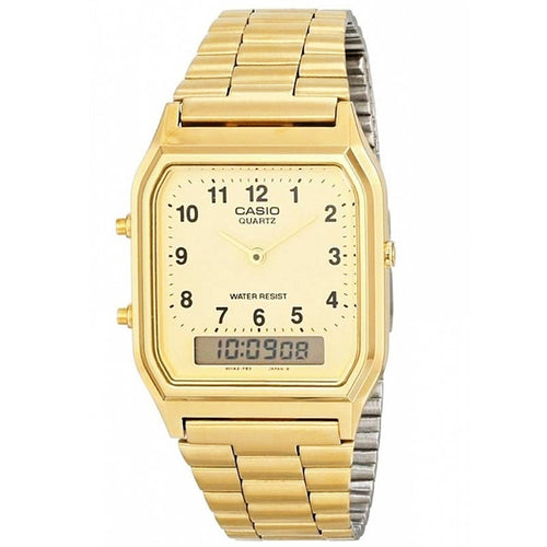 Casio Vintage Dual Watch - Ray's Jewellery