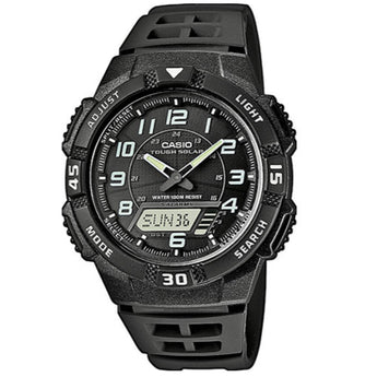 Casio Solar Dual Analog Watch - Ray's Jewellery
