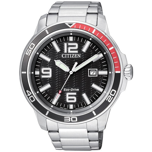 Citizen Eco-Drive Sports Watch - Ray's Jewellery