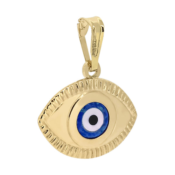 Evil Eye 18kt - Ray's Jewellery