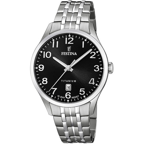 Festina Titanium Watch - Ray's Jewellery