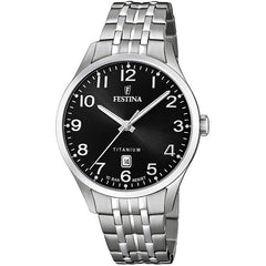 Festina Titanium Watch