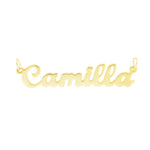 Script MT Bold Gold Plated - Ray's Jewellery