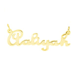 French Script MT Gold Plated - Ray's Jewellery