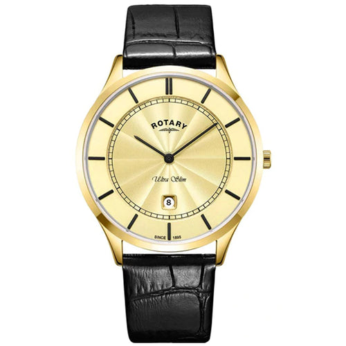 Rotary Men's Ultra Slim Watch - Ray's Jewellery