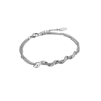 Just Cavalli Women's Snake Bracelet - Ray's Jewellery