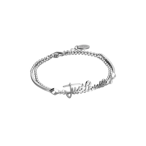 Just Cavalli Women's Double Snake Head Bracelet - Ray's Jewellery
