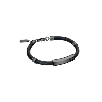 Just Cavalli Men's Rubber Bracelet - Ray's Jewellery