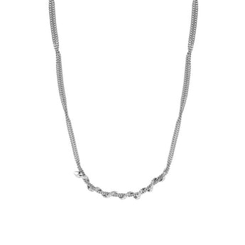 Just Cavalli Women's Snake Necklace - Ray's Jewellery