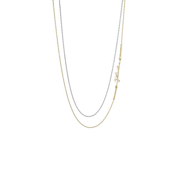 Just Cavalli Women's Double Snake Head Necklace - Ray's Jewellery