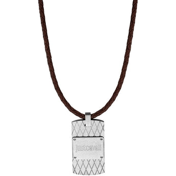 Just Cavalli Urban Brown Necklace