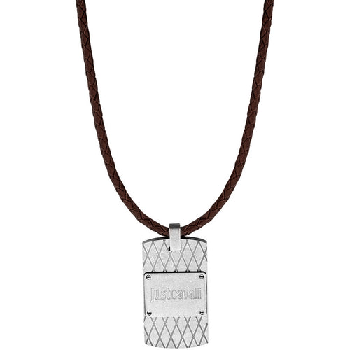 Just Cavalli Urban Brown Necklace - Ray's Jewellery