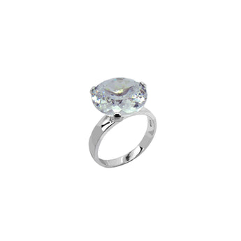 Solitaire Women's Ring - Ray's Jewellery