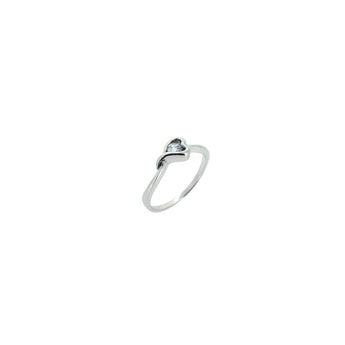 Heart Solitaire Ring - Ray's Jewellery