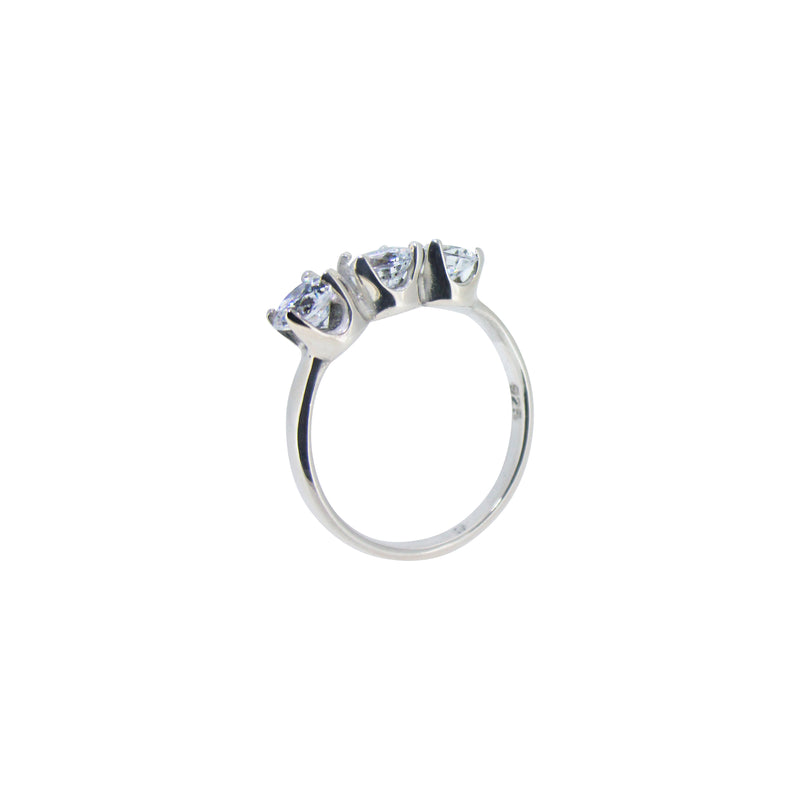 Trilogy Women's Ring - Ray's Jewellery
