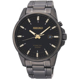 Seiko men's Kinetic Watch
