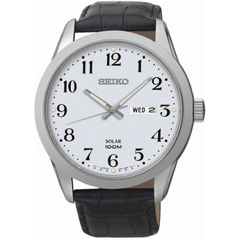 Seiko 5 Men's Solar Watch