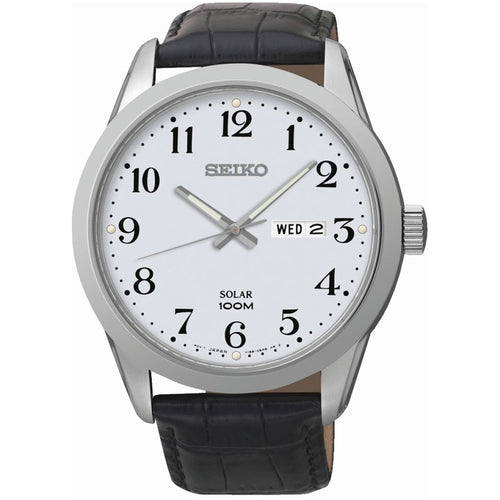 Seiko 5 Men's Solar Watch - Ray's Jewellery