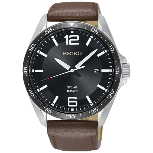 Seiko Men's Solar Watch - Ray's Jewellery
