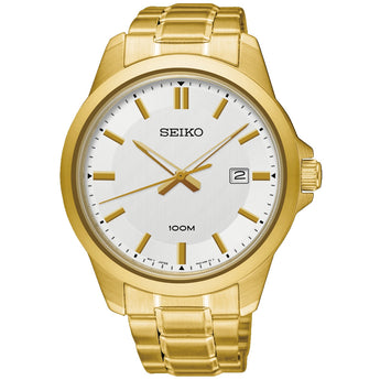 Seiko Men's Analog Watch