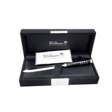 Waldmann Black Hoop Letter Knife - Ray's Jewellery