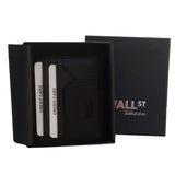 Wall St Leather Card Holder - Ray's Jewellery