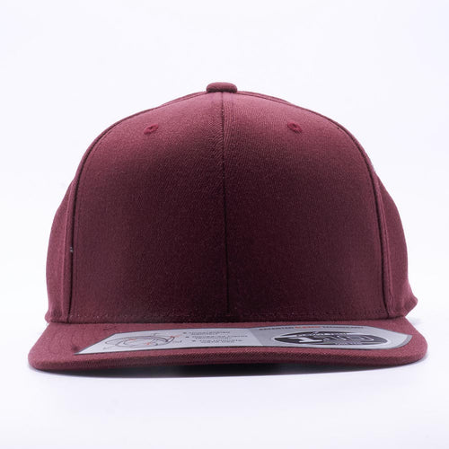 110F Maroon One Ten Snapback Hats Wholesale Custom - Acorn Fit