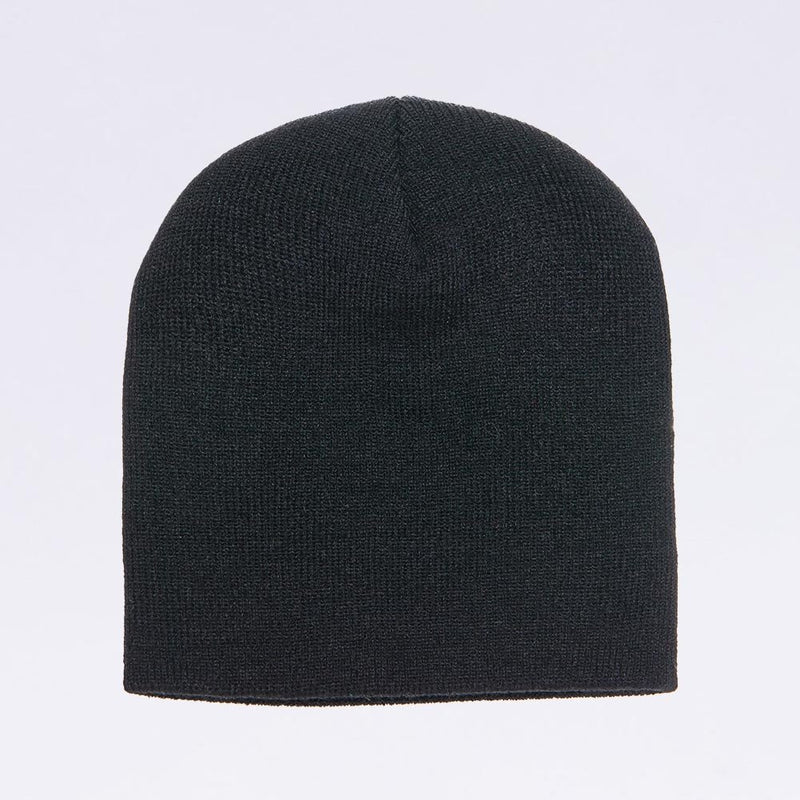 Wholesale flexfit beanies - 1500KC Black