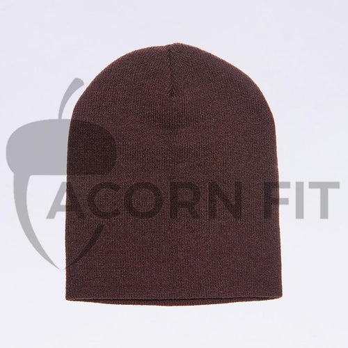 Wholesale flexfit beanies - 1500KC Brown
