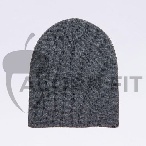 Wholesale flexfit beanies - 1500KC Charcoal Grey