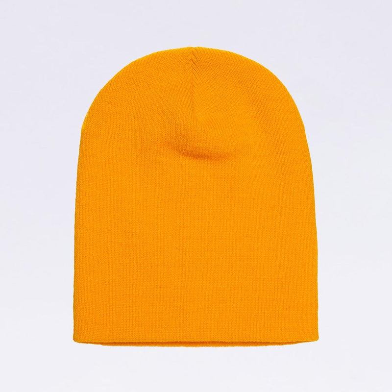 Wholesale flexfit beanies - 1500KC Gold