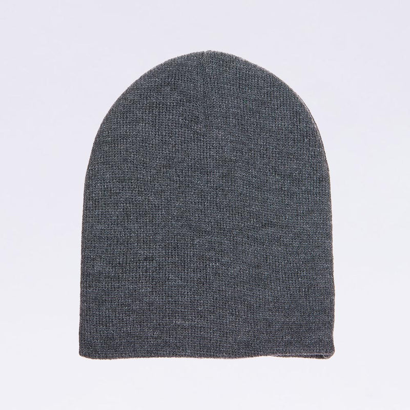 Wholesale flexfit beanies - 1500KC Heather Grey