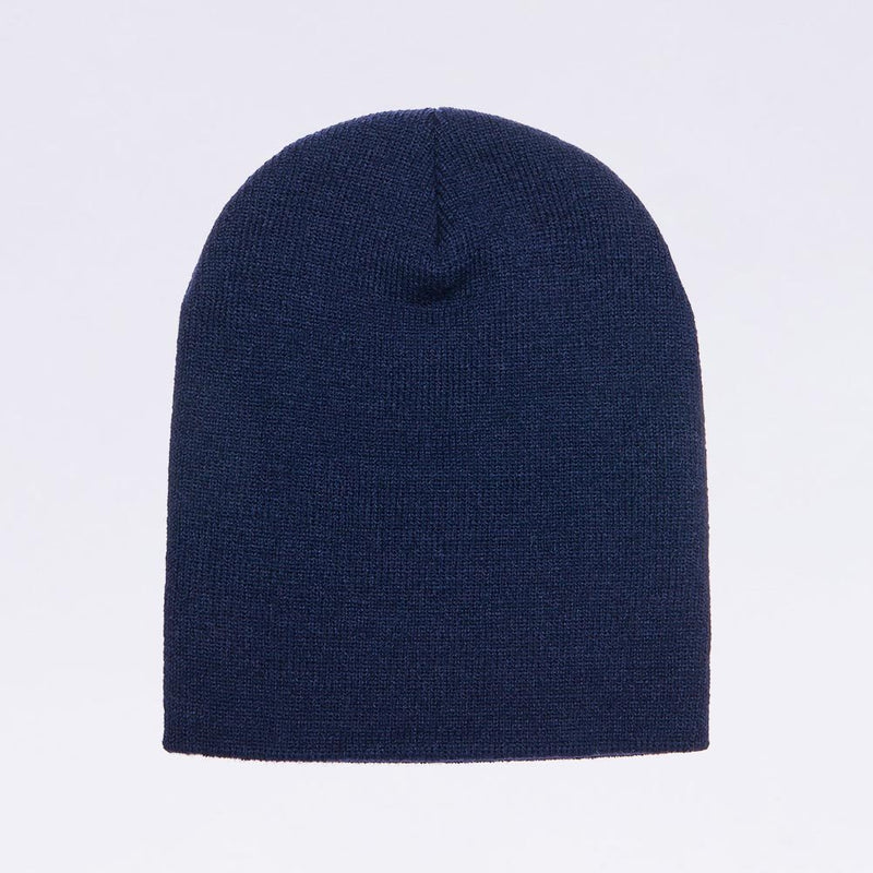 Wholesale flexfit beanies - 1500KC Navy