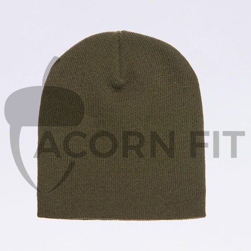 Wholesale flexfit beanies - 1500KC Olive
