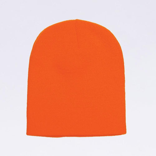 Wholesale flexfit beanies - 1500KC Neon Orange