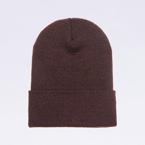 Wholesale flexfit beanies: 1501KC Brown