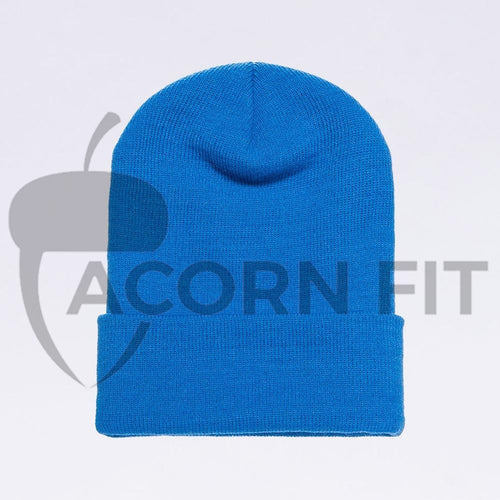 Wholesale flexfit beanies: 1501KC Carolina Blue