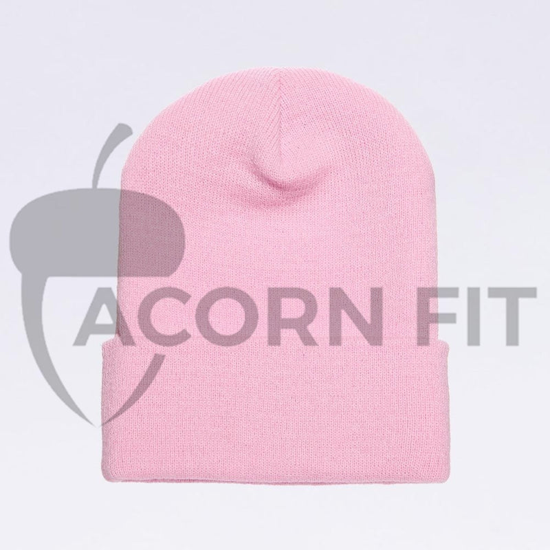 Wholesale flexfit beanies: 1501KC Baby Pink