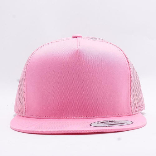 f1737115 Wholesale Yupoong 6006 Classic Trucker [Navy]. $49.00. Yupoong Pink 5 Panel  Trucker