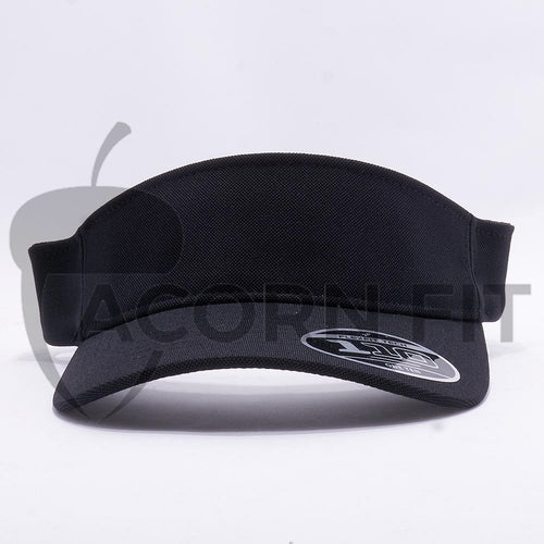 Black Visor Hat Cap