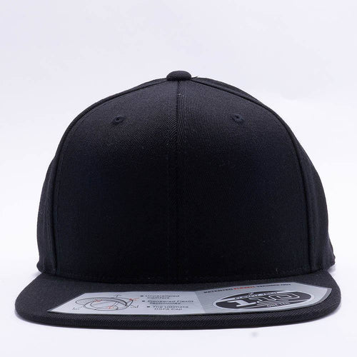 Blank Black Snapback Hats Wholesale