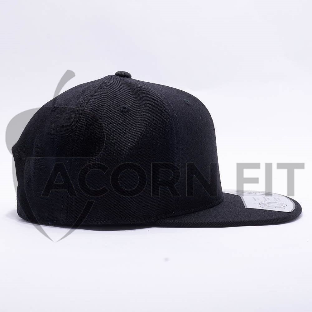 7cd16468b Wholesale One Ten 110F Snapback [Black]