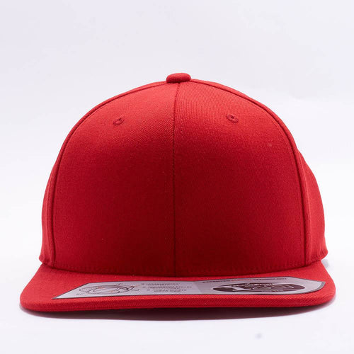 Blank Red Snapback Hats Caps