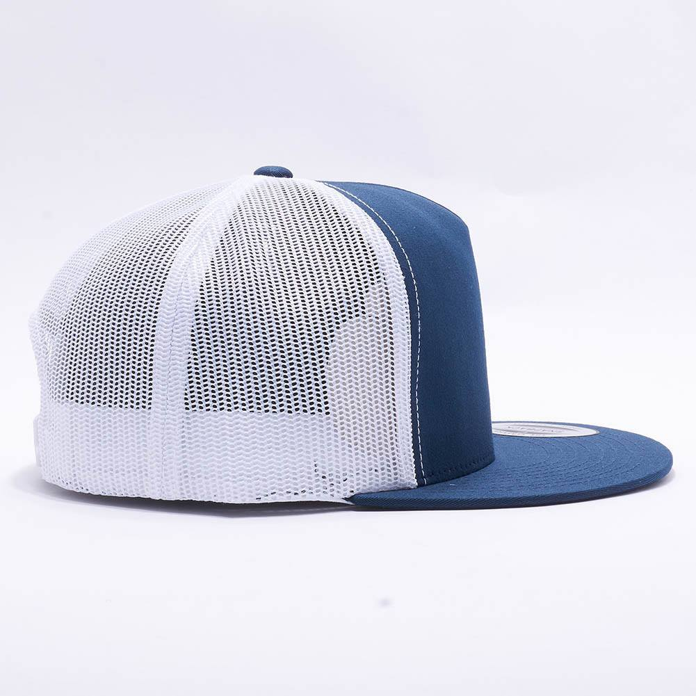 6872a51c Wholesale Yupoong 6006T Classic Trucker [Navy/White] – Acorn Fit