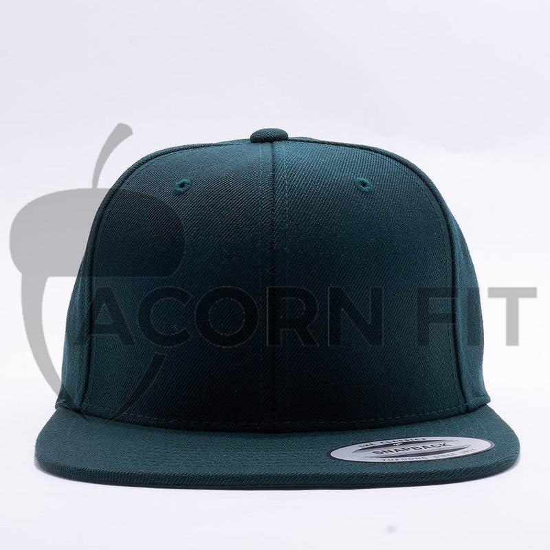 Yupoong Classic Blank Spruce Snapback
