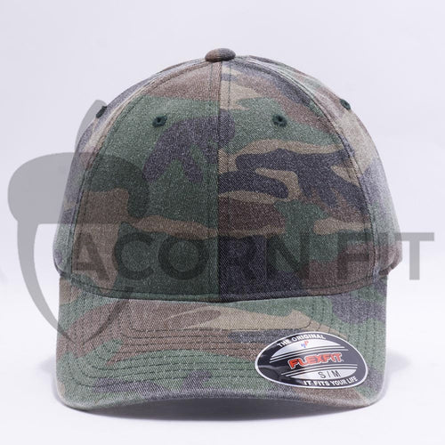 Flexfit 6977CA Green Camo