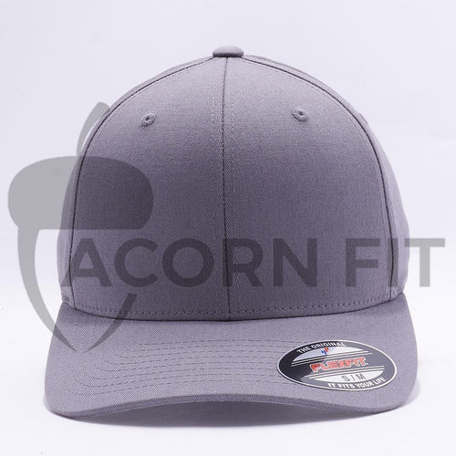 Grey Flexfit Hats Caps