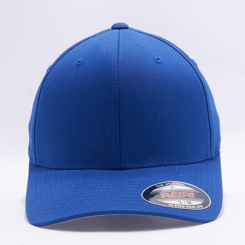 Royal Blue Flexfit Hats Caps