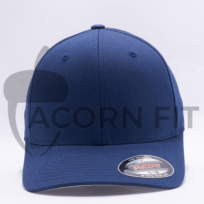 Navy Flexfit Hats Caps